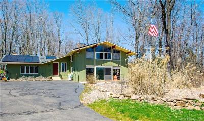 North Branford Single Family Home For Sale: 20 Queach Road