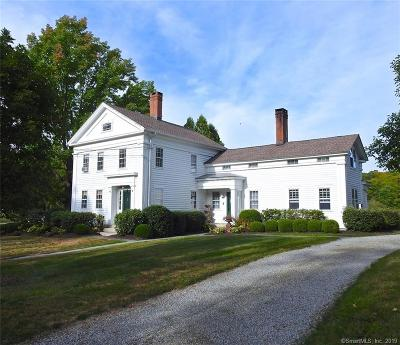 Bridgewater Single Family Home For Sale: 5 Hatch Road