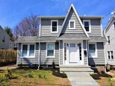 Bridgeport Single Family Home For Sale: 86 Woodmont Avenue