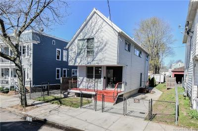 New Haven Single Family Home For Sale: 116 Greenwood Street
