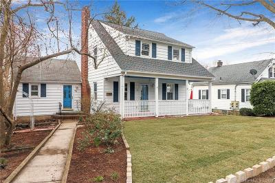 Stamford Single Family Home For Sale: 64 Pine Hill Avenue