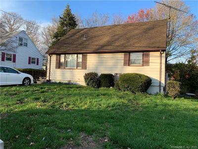 Bridgeport Single Family Home For Sale: 508 Peet Street