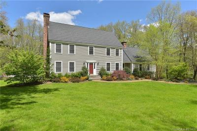 Newtown Single Family Home For Sale: 5 Monitor Hill Road