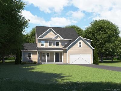 Woodbury Single Family Home For Sale: 86 Quail Run Road #Lot 23