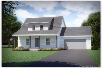 Woodbury Single Family Home For Sale: 88 Quail Run Road #Lot 22