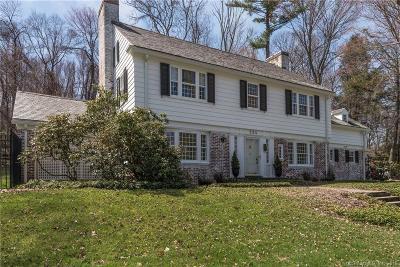 Naugatuck Single Family Home For Sale: 524 Hillside Avenue