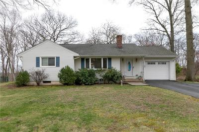 Trumbull Single Family Home For Sale: 58 Rocky Hill Road