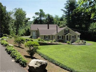 Thomaston Single Family Home For Sale: 901 Waterbury Road