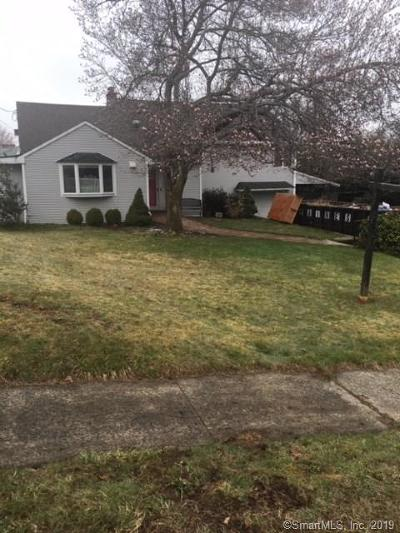 New Britain Single Family Home For Sale: 261 Steele Street