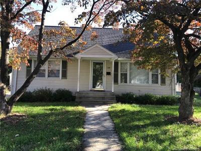 Bridgeport Single Family Home For Sale: 128 Wilcox Street