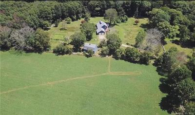 RI-Kent County, RI-Providence County, CT-Windham County, Windham County, Providence County, Kent County Single Family Home For Sale: 167 Paine Road