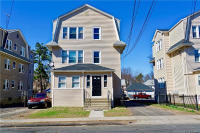 Hartford Multi Family Home For Sale: 70 Flatbush Avenue