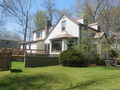 Branford Single Family Home For Sale: 24 Midwood Road