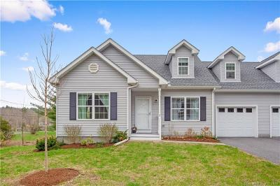 Litchfield County Condo/Townhouse For Sale: 1 Fiddlehead Drive #1
