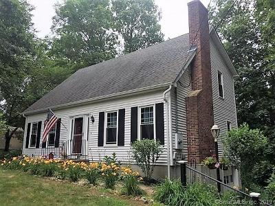 Stonington Single Family Home For Sale: 159 Pequot Trail