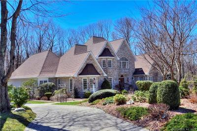 Easton Single Family Home For Sale: 80 Hunting Ridge Road