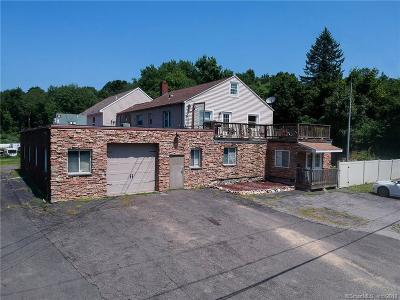 Wolcott Multi Family Home For Sale: 216 Munson Road