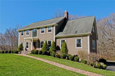 Woodbridge Single Family Home For Sale: 102 Pease Road
