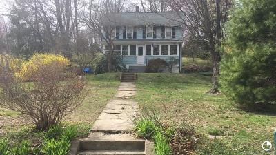 Canton Single Family Home For Sale: 104 Torrington Avenue
