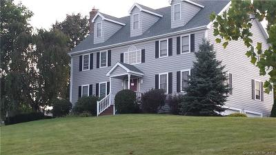 Wallingford CT Single Family Home For Sale: $639,900