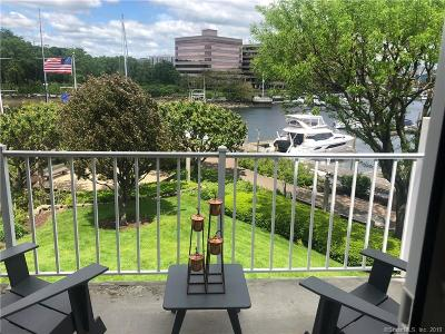 Stamford Condo/Townhouse For Sale: 43 Harbor Drive #206