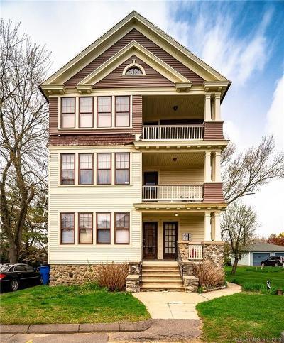 Waterbury Multi Family Home For Sale: 740 Washington Ave Extension