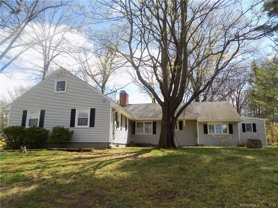 Bristol Single Family Home For Sale: 1450 Stafford Avenue