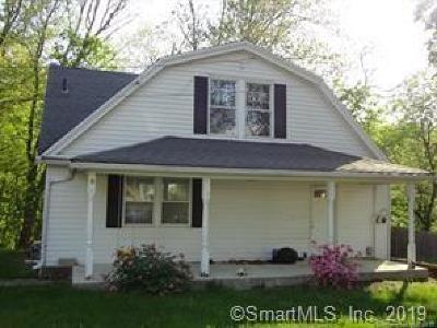 Waterbury Single Family Home For Sale: 20 Bonnie Lane