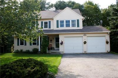 Torrington Single Family Home For Sale: 167 Ginger Lane