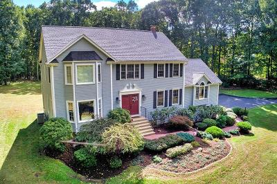 Monroe Single Family Home For Sale: 54 Grist Mill Road