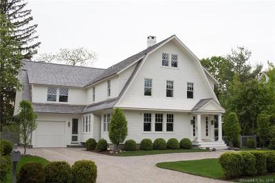 Fairfield CT Single Family Home For Sale: $2,395,000