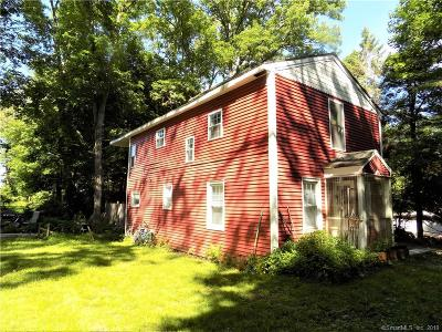 Coventry Single Family Home For Sale: 135 Fox Trail