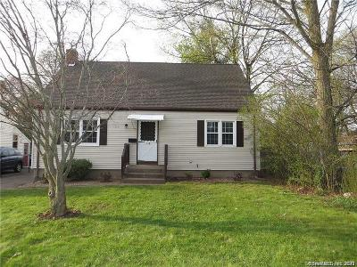 New Britain Single Family Home For Sale: 116 Landers Avenue