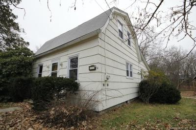 Norwich Single Family Home For Sale: 59 Clinton Avenue