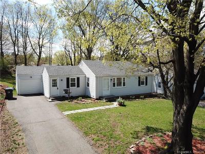 Newington Single Family Home For Sale: 151 Cheney Lane