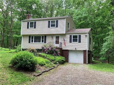 Wilton Single Family Home For Sale: 76 Pelham Lane