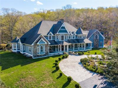 Brookfield Single Family Home For Sale: 14 Hop Brook Road
