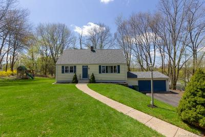 Wallingford Single Family Home For Sale: 40 Burke Heights Drive