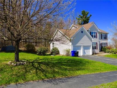 Torrington Single Family Home For Sale: 133 Hillandale Boulevard