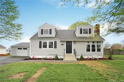 Stratford CT Single Family Home For Sale: $449,000
