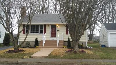 New London Single Family Home For Sale: 142 Plant Street