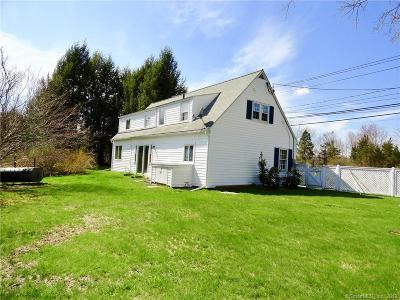 New Hartford Single Family Home For Sale: 825 Litchfield Turnpike