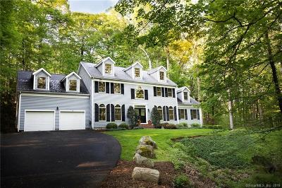 Wilton Single Family Home For Sale: 5 Dark Pond Trail