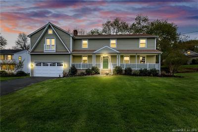 Fairfield Single Family Home For Sale: 140 Canterbury Lane
