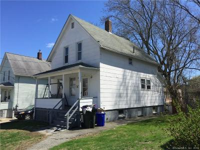 New London Single Family Home For Sale: 110 Willetts Avenue
