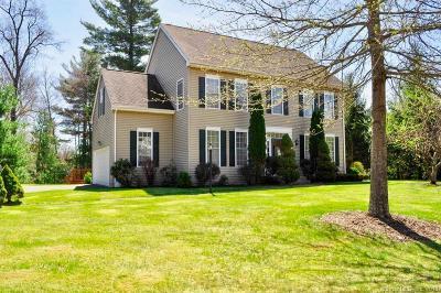 Avon Single Family Home For Sale: 47 Buckingham Road