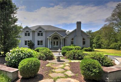 Bethany Single Family Home For Sale: 113 Litchfield Turnpike