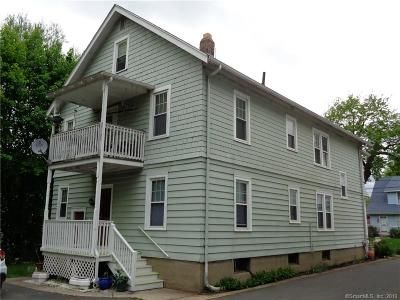 New Britain Multi Family Home For Sale: 7-9 Lyons Street