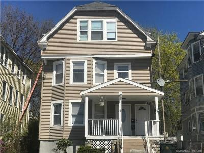 New London Multi Family Home For Sale: 55 Connecticut Avenue