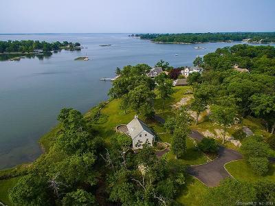 Darien Residential Lots & Land For Sale: 21 Tokeneke Trail